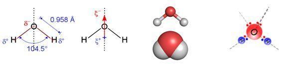 جزيء الماء